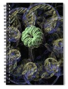 Button Head Spiral Notebook