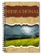 Button - Inspirational Spiral Notebook