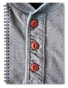 Buttons Spiral Notebook