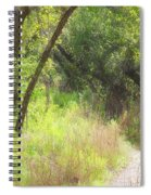 Buttonwood Forest Spiral Notebook