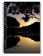 Buttonwood Sunset Spiral Notebook