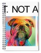 Buy Art  Spiral Notebook