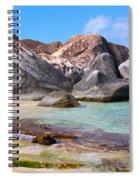 Bvi Paradise Spiral Notebook
