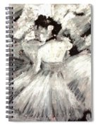 By Degas Spiral Notebook