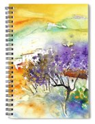 By Teruel Spain 01 Spiral Notebook