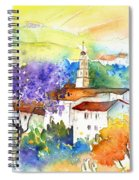 By Teruel Spain 02 Spiral Notebook