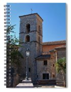 By The Church - Veroli Spiral Notebook