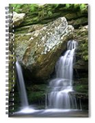 By The Kings River Spiral Notebook