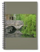 By The Old Mill Stream Spiral Notebook