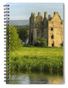 By The River Suir Spiral Notebook