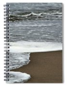 By The Seashore Spiral Notebook