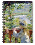 By The Water Spiral Notebook