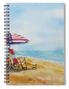 By The Waterfront Spiral Notebook
