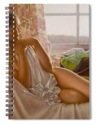 By The Window Spiral Notebook