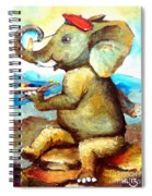 By Tom Kidd Spiral Notebook