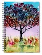 By Water's Edge Spiral Notebook