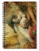 Bygone Moments Spiral Notebook