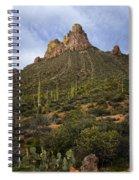 Byous Butte Spiral Notebook