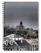 Bywater Rooftops Spiral Notebook