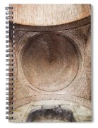 Byzantine Medieval Dome Ceiling Spiral Notebook