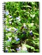 Bzzzz Spiral Notebook