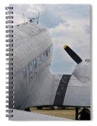C-47 3880 Spiral Notebook
