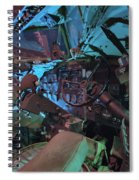 C-47 Cockpit Spiral Notebook