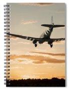 C-47 Finals Spiral Notebook
