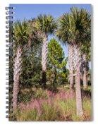 Cabbage Palm Spiral Notebook