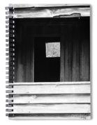 Cabin At Cades Cove Spiral Notebook