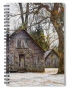 Cabin Dream Spiral Notebook