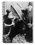 Cabinet Of Dr. Caligari Spiral Notebook