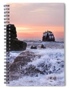 Cabo Sunrise Spiral Notebook