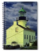Cabrillo National Monument Lighthouse No 1 Spiral Notebook