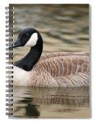 Cackling Goose Spiral Notebook