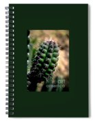 Cactus Arm Spiral Notebook