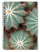 Cactus Family 2 Spiral Notebook