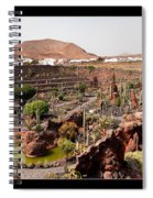 Cactus Paradise Spiral Notebook