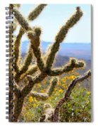 Cactus View Spiral Notebook