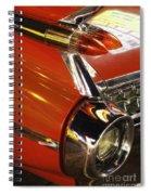 Caddie Spiral Notebook