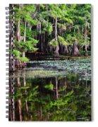 Caddo Dawn Spiral Notebook