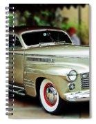 Caddy 2 Spiral Notebook