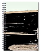 1959 Buick Electra 225 Fins Spiral Notebook