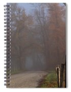 Cades Cove Color II Spiral Notebook