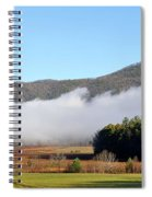 Cades Cove Fields Spiral Notebook