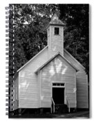 Cades Cove Missionary Baptist Church Spiral Notebook