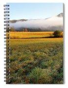 Cades Cove Valley Spiral Notebook