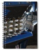 Cadillac Bumper Spiral Notebook