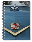 Cadillac Spiral Notebook