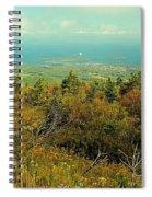 Cadillac Mountain  Spiral Notebook
